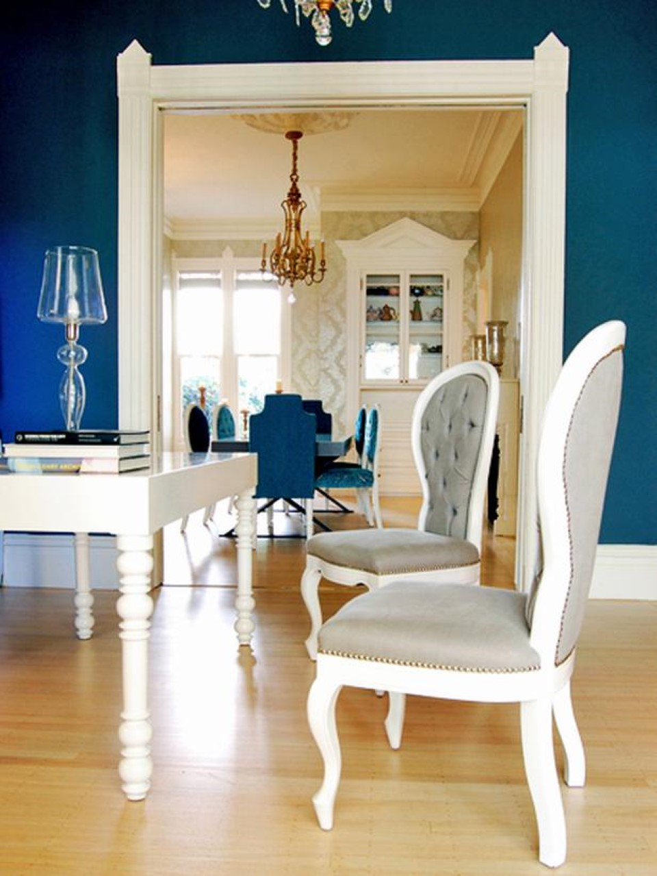 Gallery nsr flooring contractors quality flooring in for Dining room wood flooring ideas